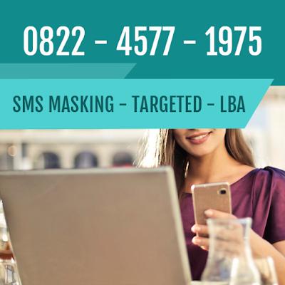 Sebar SMS Massal